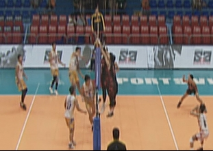 PREMIER VOLLEYBALL LEAGUE ROUND 2: PAF vs PAR (S1)