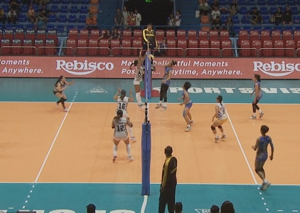 PREMIER VOLLEYBALL LEAGUE GAME HIGHLIGHTS: PER vs PAF