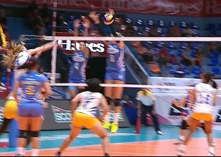 PREMIER VOLLEYBALL LEAGUE GAME HIGHLIGHTS: PAF vs BLP