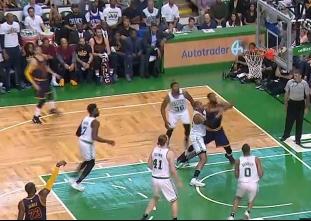 GAME 2 RECAP: Cavaliers 130, Celtics 86