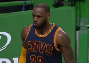 Nightly Notable - May 20, 2017 - LeBron James
