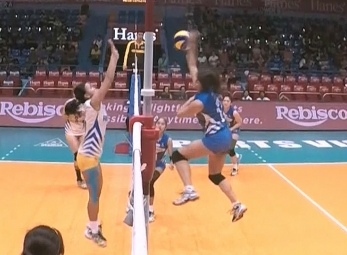 PREMIER VOLLEYBALL LEAGUE ROUND 2: PAF vs BLP (S1)