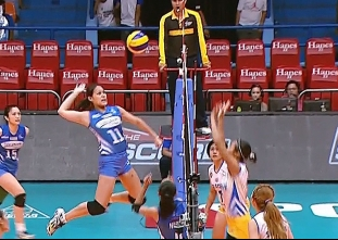 PREMIER VOLLEYBALL LEAGUE ROUND 2: PAF vs BLP (S2)