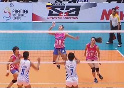 PREMIER VOLLEYBALL LEAGUE GAME HIGHLIGHTS: POC vs CCS