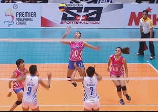 PREMIER VOLLEYBALL LEAGUE GAME HIGHLIGHTS: POC vs CRL