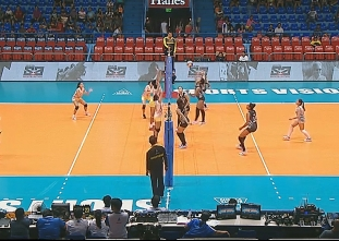 PREMIER VOLLEYBALL LEAGUE GAME HIGHLIGHTS: PER vs PWR
