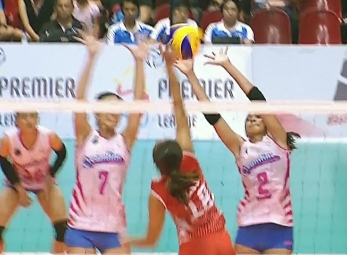 PREMIER VOLLEYBALL LEAGUE GAME HIGHLIGHTS: CCS vs PSM