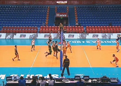 PREMIER VOLLEYBALL LEAGUE ROUND 1: IEM vs CLS (S2)
