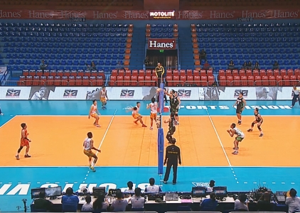 PREMIER VOLLEYBALL LEAGUE ROUND 1: IEM vs CLS (S3)