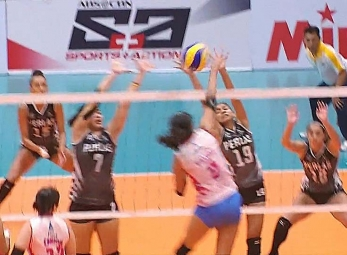 PREMIER VOLLEYBALL LEAGUE GAME HIGHLIGHTS: CCS vs PER