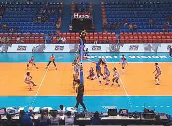 PREMIER VOLLEYBALL LEAGUE ROUND 1: PAF vs POC (S1)