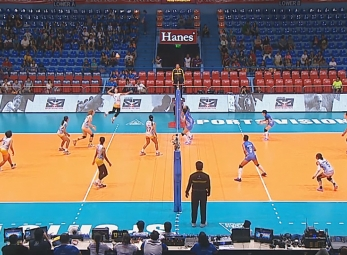 PREMIER VOLLEYBALL LEAGUE ROUND 1: PAF vs POC (S3)