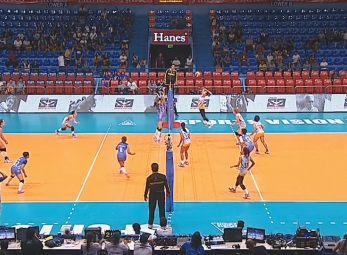 PREMIER VOLLEYBALL LEAGUE ROUND 1: PAF vs POC (S5)