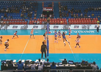 PREMIER VOLLEYBALL LEAGUE GAME HIGHLIGHTS: PSW vs PAF