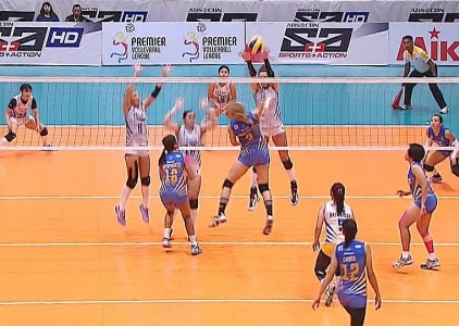PVL QUARTERFINALS GAME HIGHLIGHTS: PAF vs POC