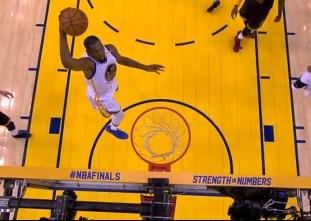Superstar duel: Kevin Durant vs LeBron James in game one