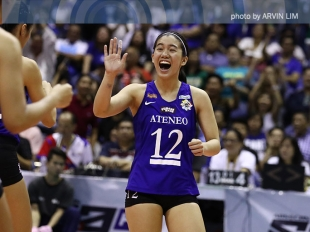UAAP 79 Top 10 Sets: Ateneo's Jia Morado