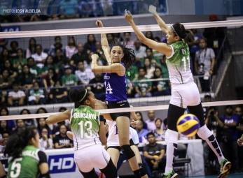 UAAP 79 Top 10 Running Attacks: Ateneo's Bea de Leon
