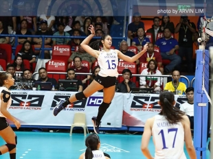 UAAP 79 Top 10 Attacks: Ateneo's Jho Maraguinot