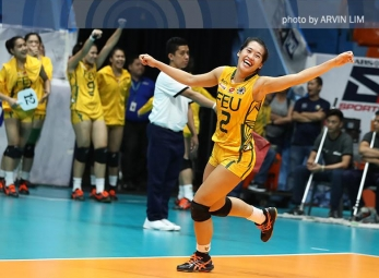UAAP 79 Top 10 Attacks: FEU's Bernadeth Pons