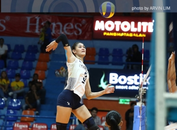 UAAP 79 Top 10 Attacks: NU's Jaja Santiago