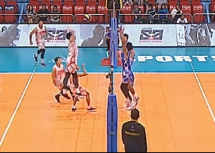 PREMIER VOLLEYBALL LEAGUE SEMIFINALS: CIG vs STE (S1)