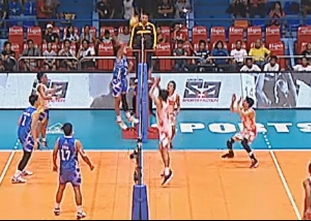 PREMIER VOLLEYBALL LEAGUE SEMIFINALS: CIG vs STE (S4)
