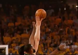 2017 NBA Finals - Game 1 Mini-Movie