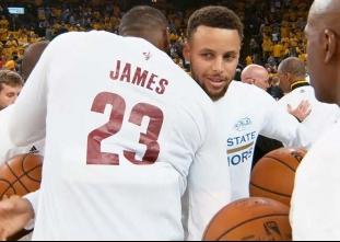 PHANTOM CAM: 2017 NBA Finals game one