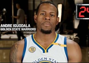 24 Seconds: Andre Iguodala - NBA World