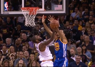 Kyrie Irving scores 38 points vs the Warriors in game three