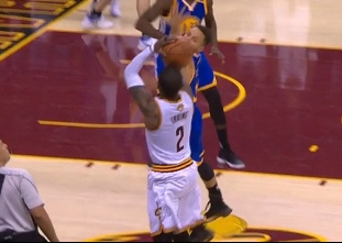 Cavaliers hit Finals record 24 triples in game four