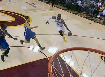 Nightly Notable - June 10, 2017 - LeBron James