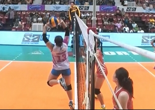 PREMIER VOLLEYBALL LEAGUE BATTLE FOR THIRD: CCS vs PSM (S3)