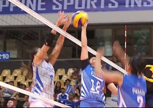 PREMIER VOLLEYBALL LEAGUE FINALS: POC vs BLP (S3)