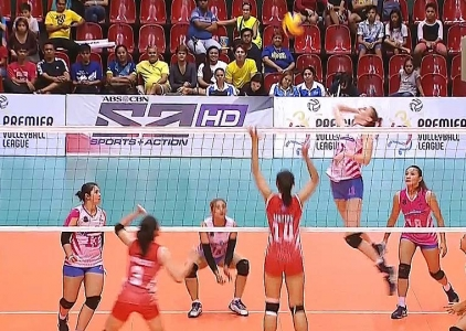 PREMIER VOLLEYBALL LEAGUE FINALS GAME HIGHLIGHTS: CCS vs PWR