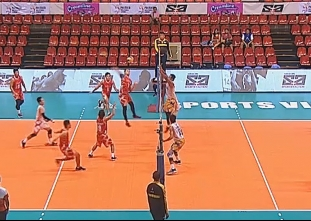 PREMIER VOLLEYBALL LEAGUE FINALS GAME 1 : PAF vs CIG (S2)