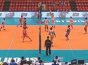 PREMIER VOLLEYBALL LEAGUE FINALS GAME 1 : PAF vs CIG (S4)