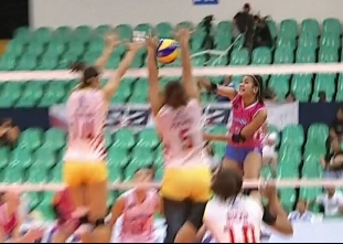 PREMIER VOLLEYBALL LEAGUE BATTLE FOR THIRD: CCS vs PSM (S1)