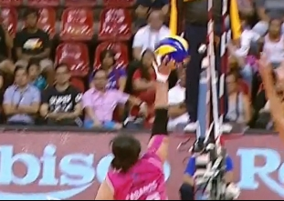 PREMIER VOLLEYBALL LEAGUE BATTLE FOR THIRD: CCS vs PSM (S4)