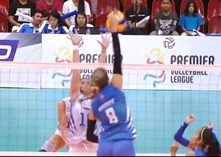 PREMIER VOLLEYBALL LEAGUE FINALS GAME 2: POC vs BLP (S1)