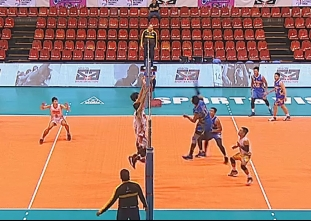 PREMIER VOLLEYBALL LEAGUE FINALS GAME 2 : CIG vs PAF (S1)