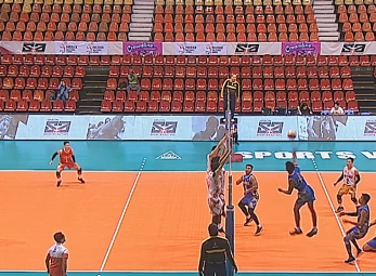 PREMIER VOLLEYBALL LEAGUE FINALS GAME 2 : CIG vs PAF (S4)