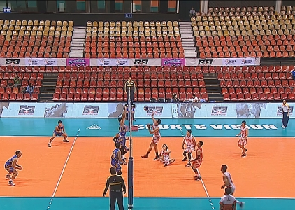 PREMIER VOLLEYBALL LEAGUE FINALS GAME 2 : CIG vs PAF (S5)