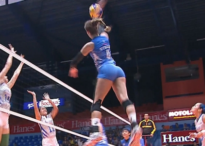 PREMIER VOLLEYBALL LEAGUE FINALS: POC vs BLP (S1)
