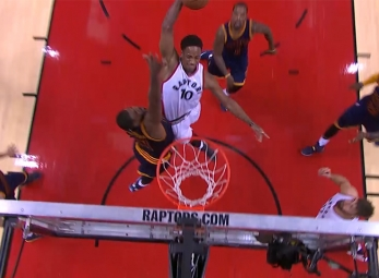 Top 10 plays of the 2016-17 season: Toronto Raptors