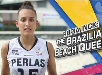 PVL Exclusives: Rupia Inck, The Brazilian Beach Queen