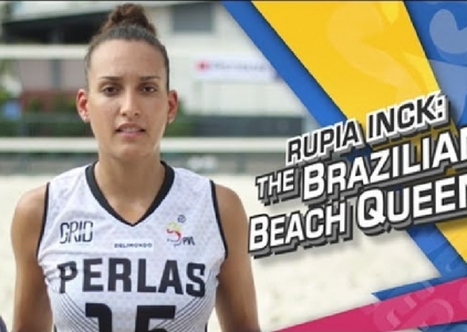 PVL Exclusives: Rupia Inck, The Brazilian Beach Queen