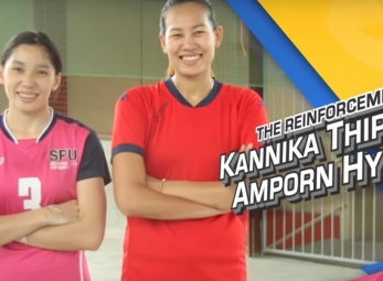 PVL Exclusives: Thipachot & Hyapha, The Reinforcements