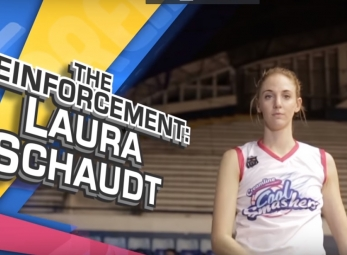 PVL Exclusives: Laura Schaudt, The Reinforcement